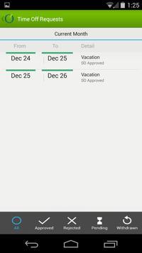 Optime UMMS apk screenshot