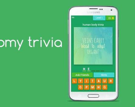 human anatomy trivia for Android - APK Download