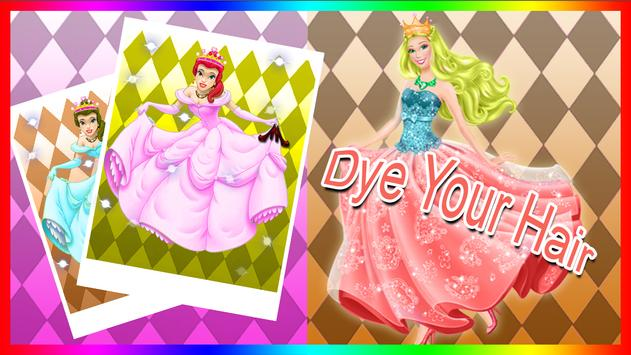 Princess Masquerade Dress-Up poster