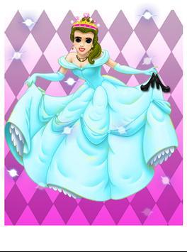 Princess Masquerade Dress-Up screenshot 2