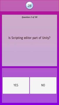 Unity Quiz screenshot 3