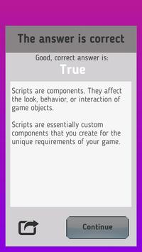 Unity Quiz screenshot 5