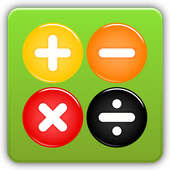 Math Practice Flashcard Games icon