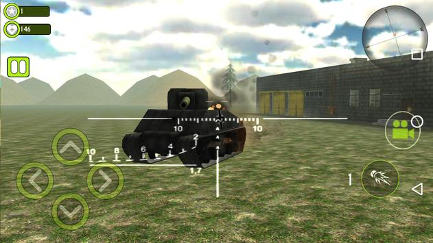 Grand Tank Shooter Games - War Strike Machines screenshot 13