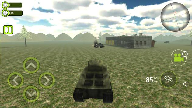 Grand Tank Shooter Games - War Strike Machines screenshot 4