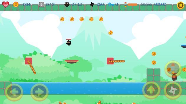 Little Ninja Town screenshot 4