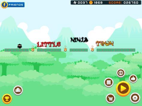 Little Ninja Town screenshot 12