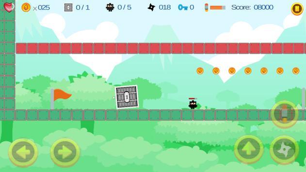 Little Ninja Town screenshot 1