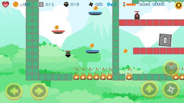 Little Ninja Town screenshot 2