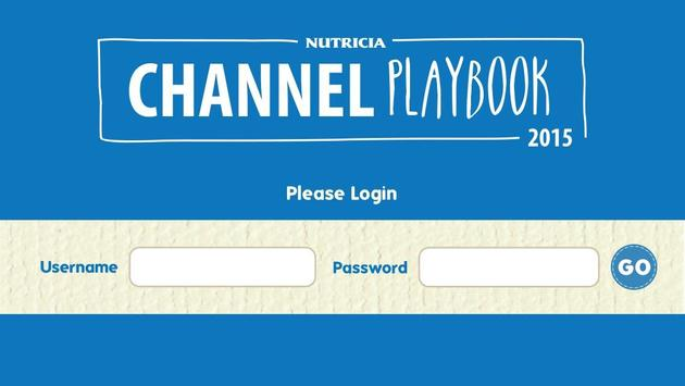 Channel Playbook poster