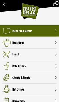 NutriBox screenshot 2