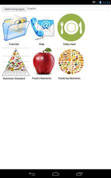 Daily nutrients screenshot 6