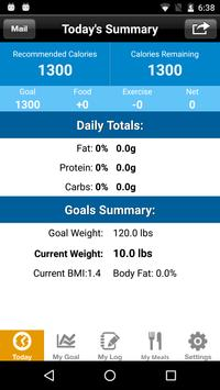 MyNutriWell screenshot 1