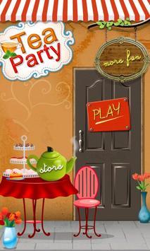 Tea Party Maker poster
