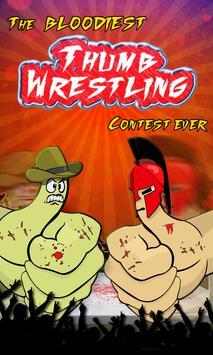 Thumb Wrestling Revolution poster