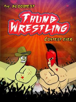 Thumb Wrestling Revolution screenshot 5