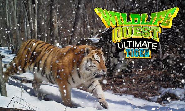 Wildlife Quest Ultimate Tiger poster