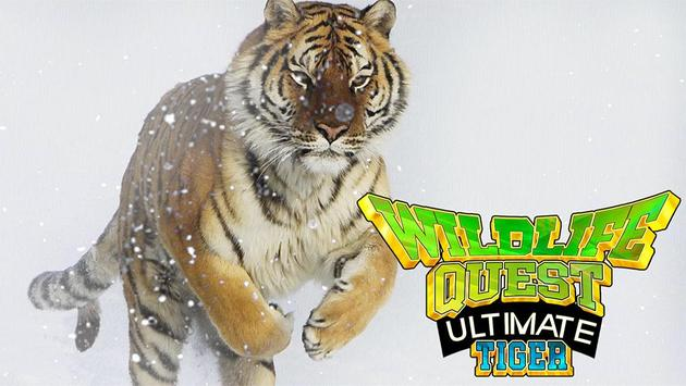 Wildlife Quest Ultimate Tiger screenshot 11