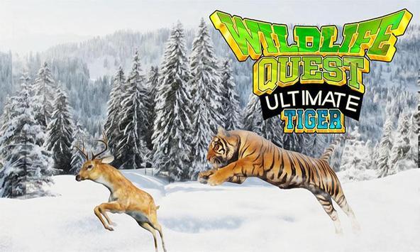Wildlife Quest Ultimate Tiger screenshot 1
