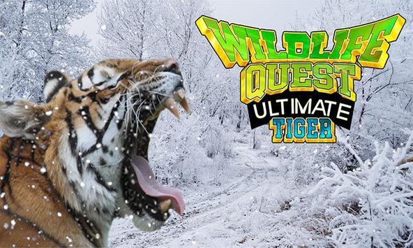 Wildlife Quest Ultimate Tiger screenshot 2