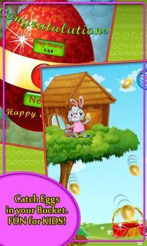 Bunny Eggs Easter apk screenshot