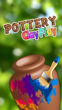 Ceramic Builder - Real Time Pottery Making Game poster