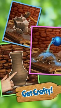 Ceramic Builder - Real Time Pottery Making Game apk screenshot