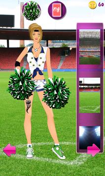 Wonder Cheerleader apk screenshot
