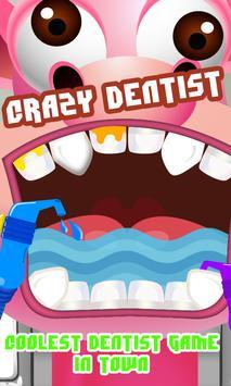 Crazy Dentist poster