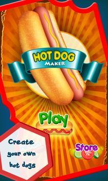 Hot Dog Maker poster
