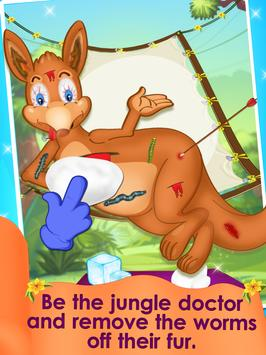 Jungle Strange Doctor apk screenshot
