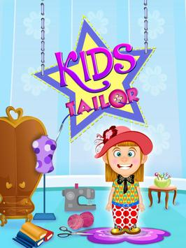 Kids Tailor apk screenshot