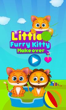 Baby Kitty Pet Makeover poster