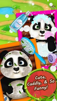 Newborn Panda Care apk screenshot