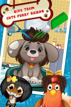 Pet Vet Hair Doctor apk screenshot