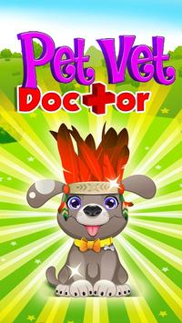 Pet Vet Doctor poster