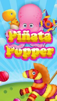 Pinata Hunter - Kids Games poster