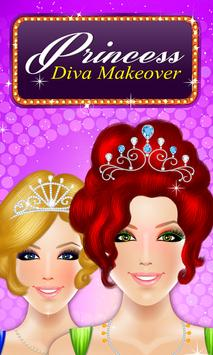 Princess Diva Makeover poster