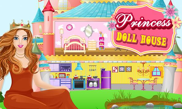 Princess Doll House poster