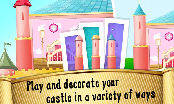 Princess Doll House apk screenshot
