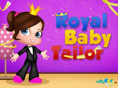 Royal Baby Tailor apk screenshot