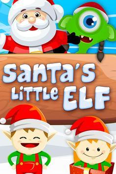Santa's Little Elf poster