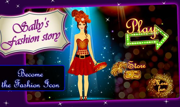 Sally's Fashion Boutique poster