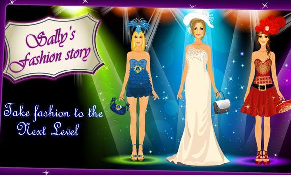 Sally's Fashion Boutique screenshot 2