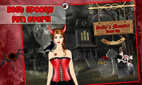 Halloween Strange Wicked Salon poster
