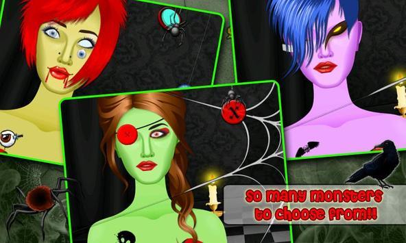 Halloween Strange Wicked Salon screenshot 2