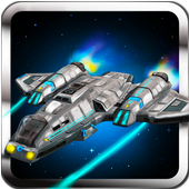 Space Machines 3D icon