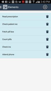 TimeStudy apk screenshot