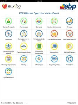 EBP Bâtiment via NuxiDev 4 screenshot 1