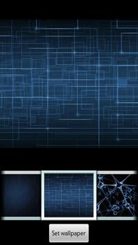 Blue ADW Theme apk screenshot